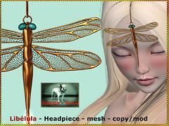 Bliensen - Libelula
