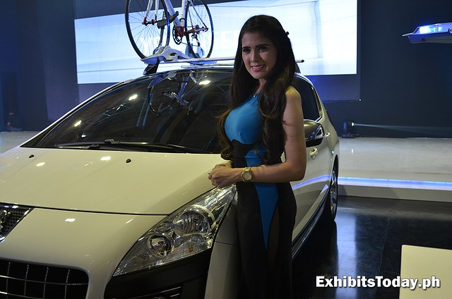 Peugeot car model