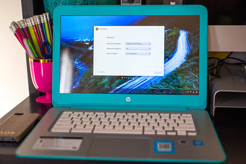 HP Chromebook 14 Getting Started