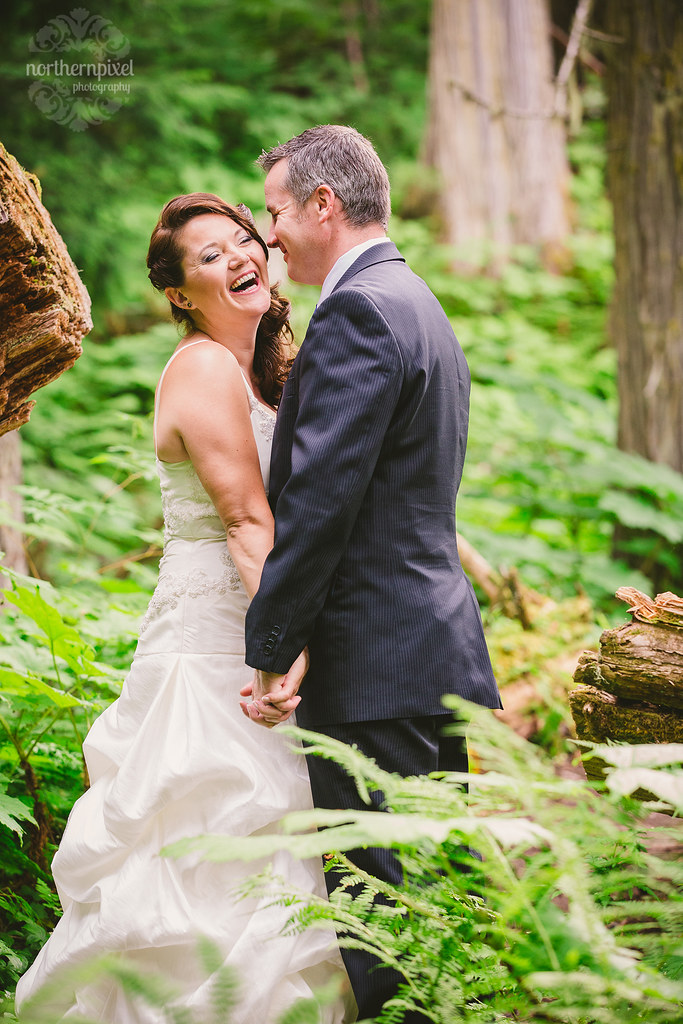 Ancient Forest Wedding Photos