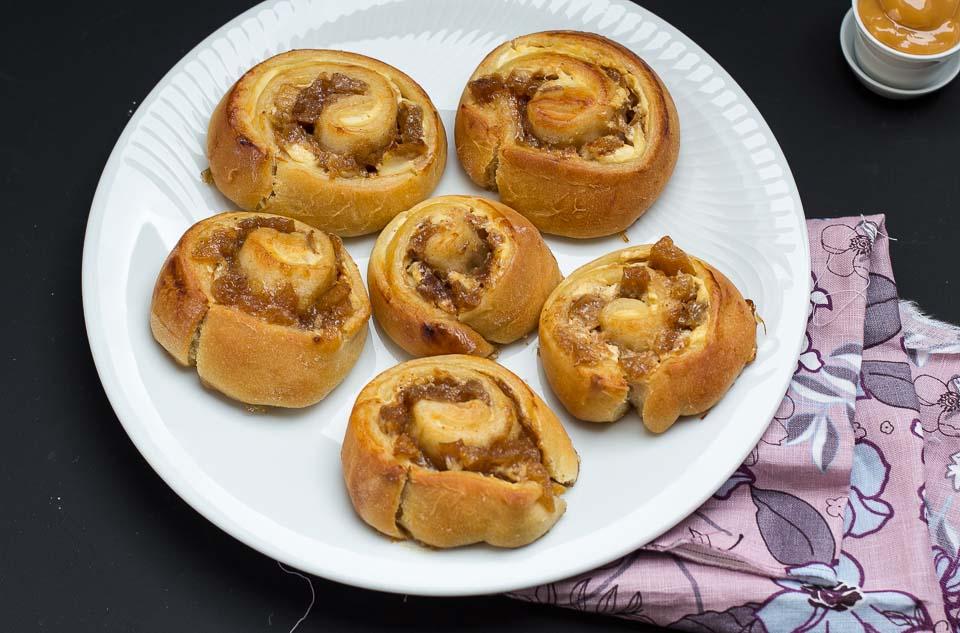 Schuedi Apfelschnecken by lunchforone