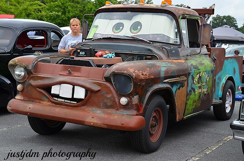 mater truck