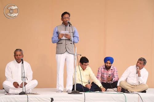 Poem by S.R. Prajapati, Asstt. Editor, Ek Nazar, Nirankari Periodical