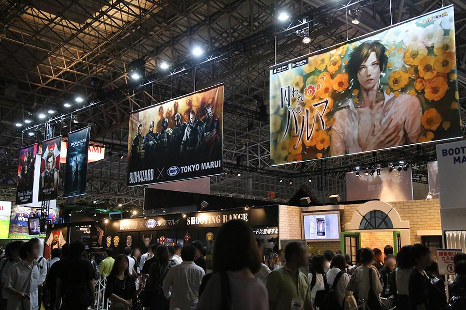 (2016/9/15-18) 東京ゲームショウ2016