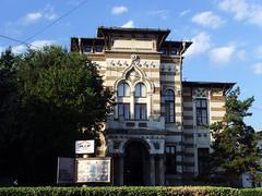 Constanta, Romania - Muzeul de Arta Populara