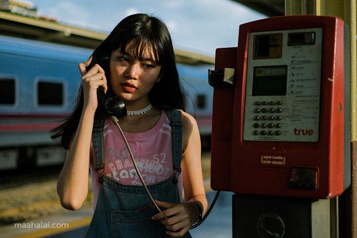Lightroom bangkok film tone 1984