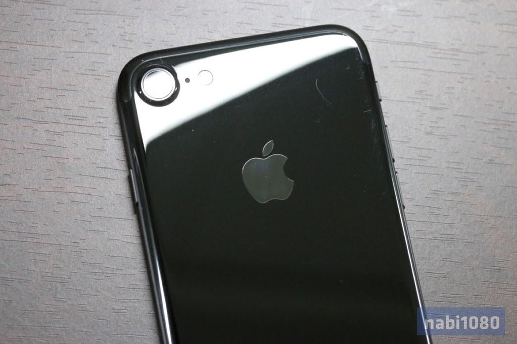 iPhone 7 ジェットブラック01
