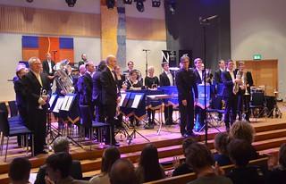 Uffes Blås Brass Band - Dir. Mattias Hjortlinger