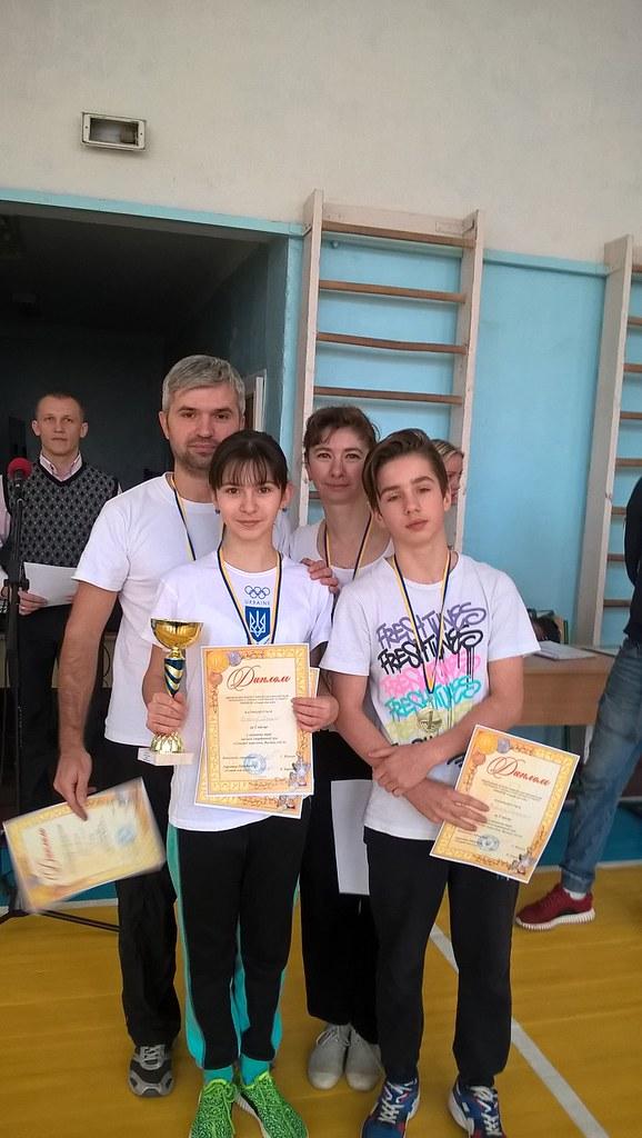 Визначили переможців «Сімейних перегонів». Новини - Газета