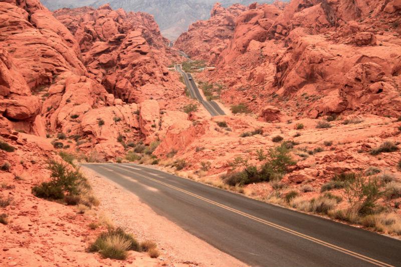 Ruta por la Costa Oeste