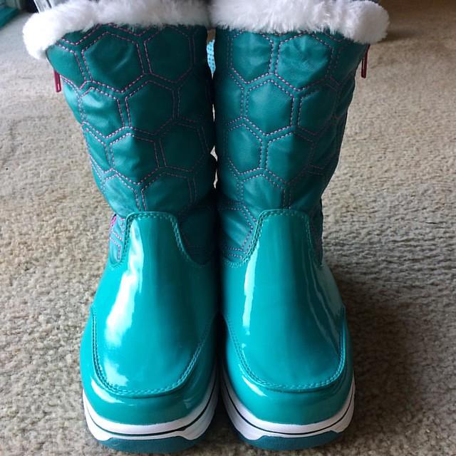 Boots #ishoppedinthekidsdepartment