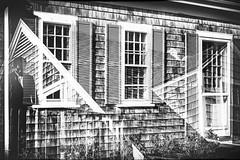 #trans_lucent #doubleexposure @bheventspace #bhportdev #asherjohnson #hardinglane #capecod #blackandwhitephotography #grandmashouse #afterthefuneral