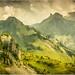 Oberberghorn, Loucherhorn, Rote Flue etc. by vespibob