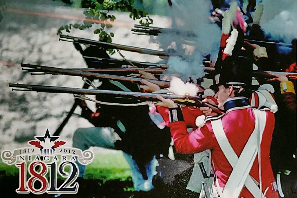 Canada - History - Niagara 1812