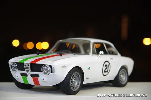 Tamiya M06 Alfa Romeo Giulia Build - Boolean21's M-chassis 13740126525_e11dbe2d9f