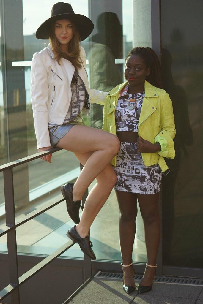 Lois Opoku Pepe Jeans London lisforlois