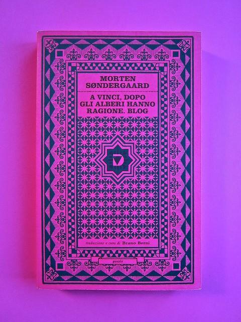 A Vinci, [...], di Morten Søndergaard. Del Vecchio edizioni 2013. Art direction, cover, logo: IFIX. Copertina (part.), 1