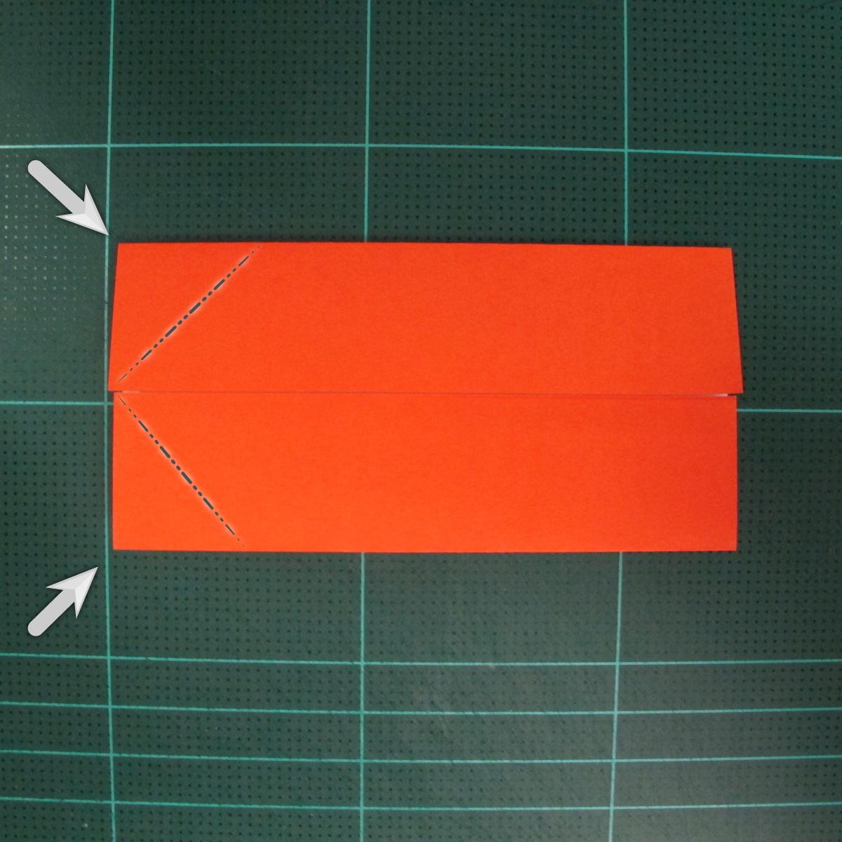 การพับกระดาษเป็นรูปปลาทอง (Origami Goldfish) 002