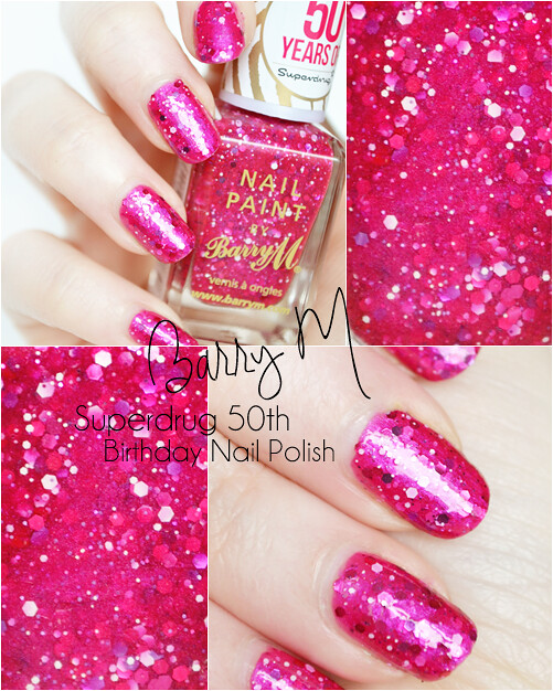 BarryM_Superdrug_50th_Birthday_swatches