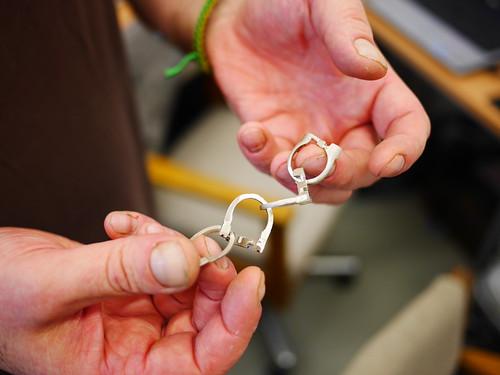 Iain Baird - New Puzzle Ring - 1