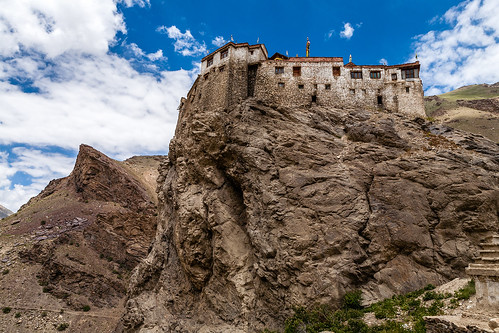 Bardan Monastery, Zanskar valley, India