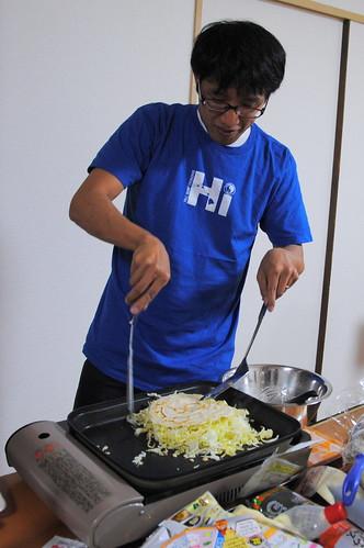 Okonomiyaki Party 009r