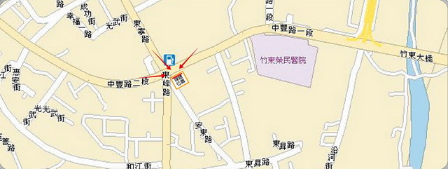 新竹縣竹東鎮中豐路1段159號map