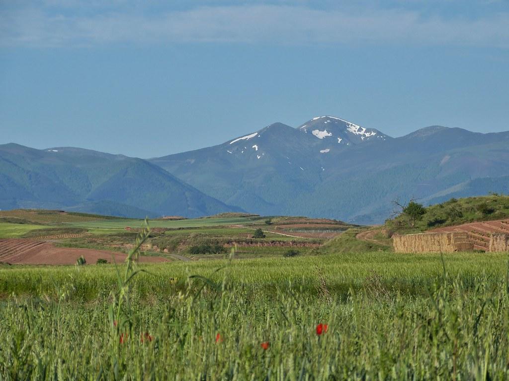 Camino de Santiago, Espanja