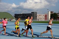 TRÉNINK: Běháním na dráze zlepšíte techniku i rychlost