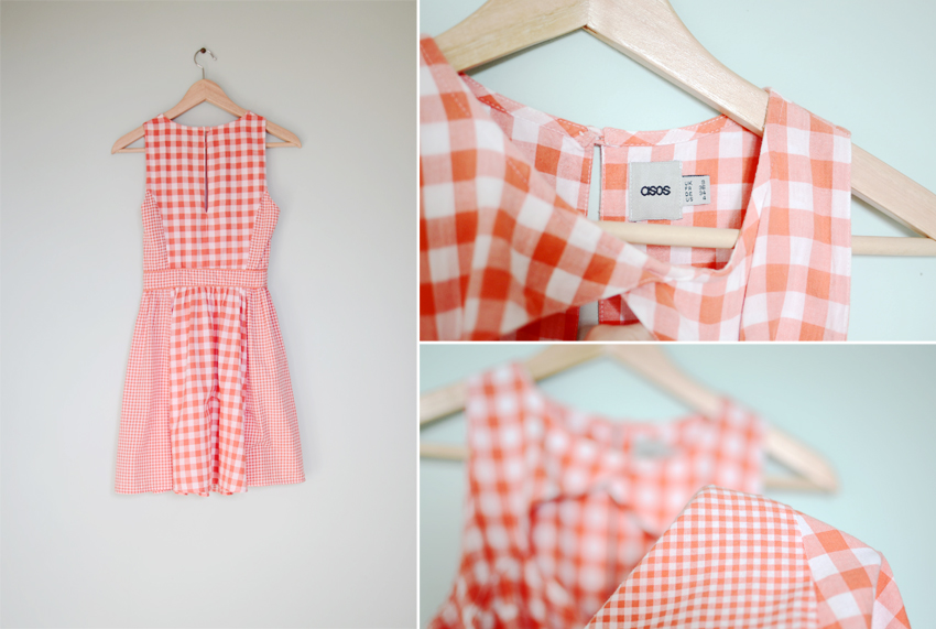 coral-gingham-sundress b