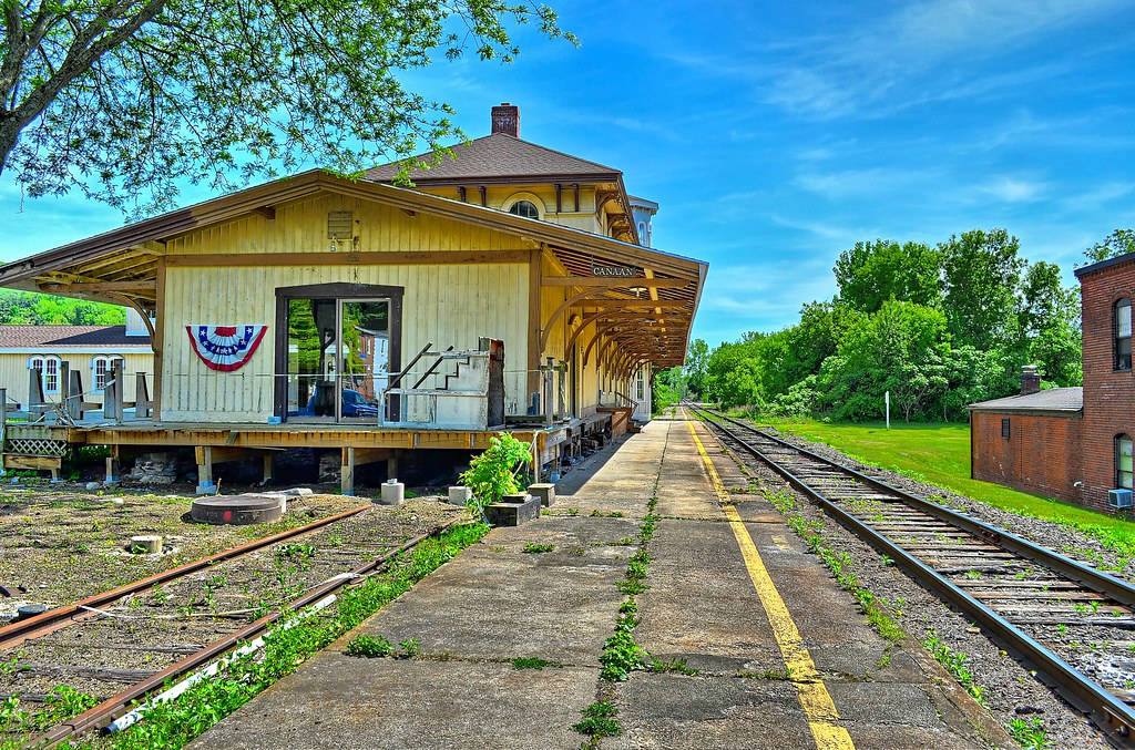 Union Depot - North Canaan CT