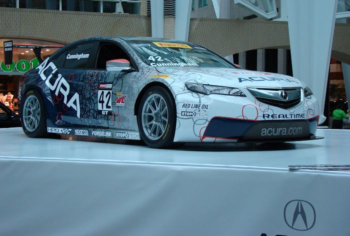 2014 Acura TLX Realtime Race Car