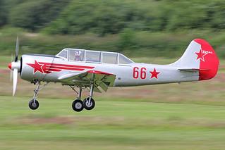 G-YAKN (66 Red)