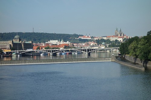 ヴルタヴァ川