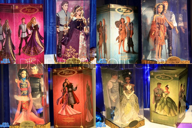 Disney Fairytale Designer Dolls Wave 2