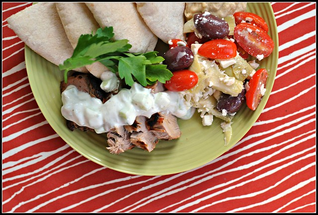 Greek Pork Tenderloin 3