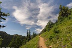 Mount Towsend climb