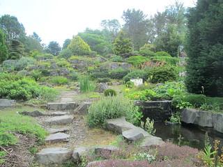St Andrews Botanic Garden.