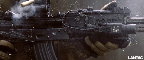 AK47 Drakon