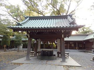 Mishima Shrine