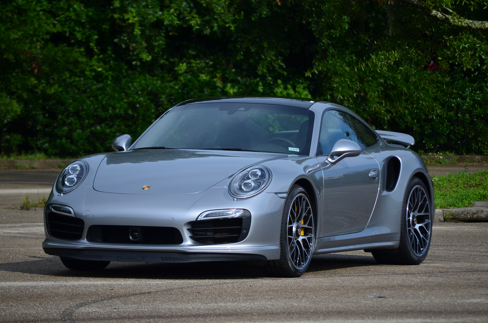 2015 Turbo S Coupe Gt Silver Loaded And Perfect Capital Porsche Fl 205k Msrp Rennlist
