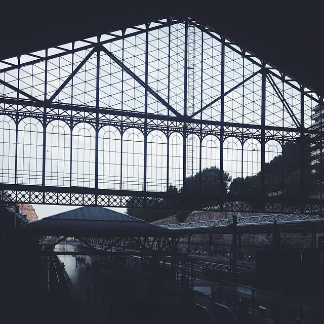 马德里汽车站