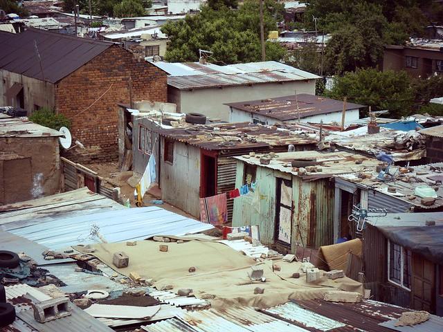 Soweto_informal settlement