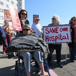 Nurses and the Community Want Doctors Medical Center San Pablo Open!