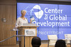 2014 MD AT CENTER FOR GLOBAL DEVELOPMENT