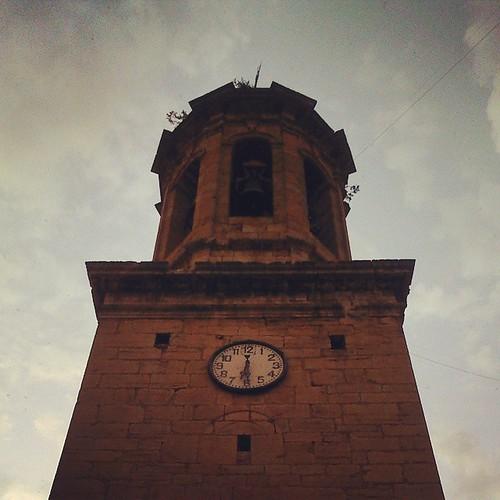 #Linaresdemora #Teruel #Aragón #Spain #España  #torre #medieval