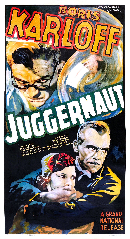 Juggernaut (1936)