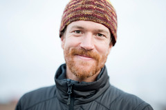 Portrait of mountain runner Rickey Gates