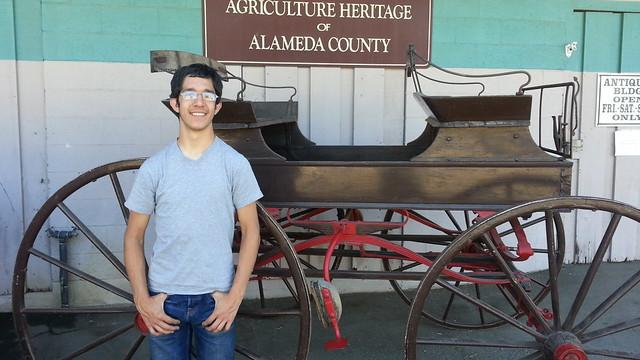 Header of Alameda County