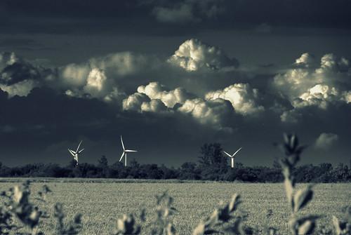 cloud clouds landscape fields